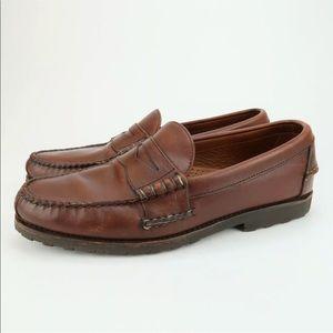 Allen Edmonds rockland Penny loafers Sz 10 D